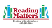 READING MATTERS! CALL TODAY TO SCHEDULE A FREE CONSULTATION 1.630.326.9286!